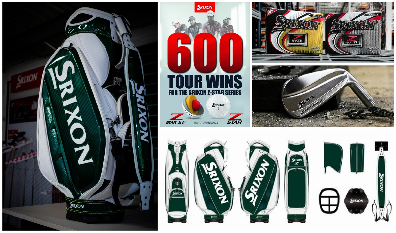 Vinn en limited edition Srixon-bag -Michael Broström